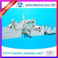 Chinese Manufacturer One or Two Side Single Screw Extrusion Plastic Coating laminating Machine