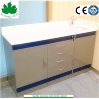 Wellwillgroup SSC-20 Stainless steel side cabinet design for dental clinic