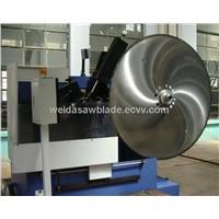 big size TCT saw blade for cutting steel ingot