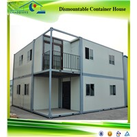 Hot SaleTwo-storey Container House For living