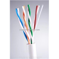 Hot Sell Cat5e Lan Cable Networking Cable Computer Cable Communication Cable