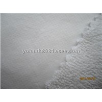 Hot sell Terrycloth Waterproof PU / PVC Coated Fabric