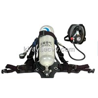 Personalized Self-Contained Air Breathing Apparatus (SCBA) for Fire Fighting