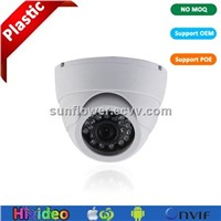 Dome IP Camera System For 20M