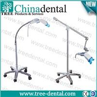 Floor Holder Dental Teeth Whitening System LED Lamp Bleaching Light Accelerator