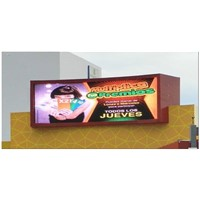 LED Strip Light P25, Outdoor Screen Display, Advertising Display, Video Display