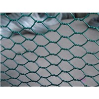 PVC Coated Hexagonal Wire Mesh/Galvanized hexagonal wire mesh/stainless steel hexagonal wire mesh
