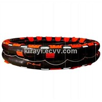 Personalized Rigid Type Open Reversible Inflatable Life Raft