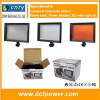 Shenzhen CNRY electronics Led 160 video light for cameras LED-160A