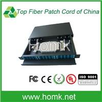 Fiber optic terminal box outdoor waterprooof fiber optic terminal box