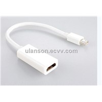Mini Display TV Adapter Converter Cable For MacBook Air Pro to Port to HDMI HD
