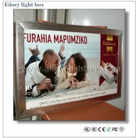 Super Slim LED Light Box Display with 9mm Thickness