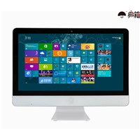 Ultra slim hot sell all in one pc i3 | i5 | i7 CPU OEM AIO PC 18.5'' 21.5'' 23.6''