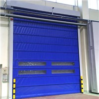 fast folding up door