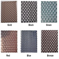Decorative Aluminum Chain Link Curtain
