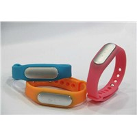 High Quality Bluetooth 4.0 Pedometer Smart Wristband,  health sleep monitoring Healthy Bracelet