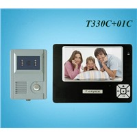 Home security hand-free video door phone door remote unlocking handsfree intercom