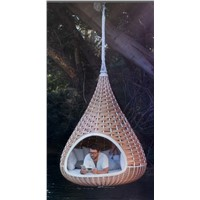 Nice rattan furniture garden hammock from Evensun