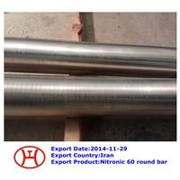 Nitronic 60 round bar