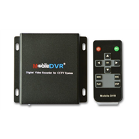 1,2channels vehicle minni SD card Mobile DVR recorder