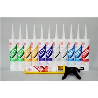 Eco-friendly Neutral Glass Structural Silicone Sealant for Curtain Wall