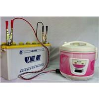 hotsale 3L/4L/5L solar dc 12v/24v rice cookers .solar cookers
