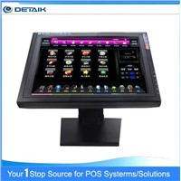 DTK-1768R 17 Inch Touch screen monitor Resistive 4/5