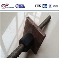 M15 Anchor nut for threaded deformed bar