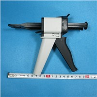 Universal Dental Equipment Impression Mixing Dispenser Dispensing Gun AB Gun 1:1/2:1 Caulking