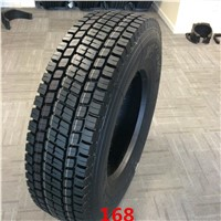all steel radial truck tyres / truck tires 315/80r22.5 #168