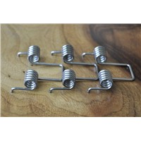 Custom Double Torsion Springs Supplier In China