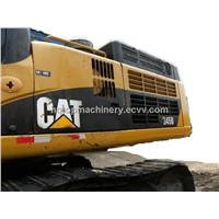 Used Japan Original Excavator CAT  Caterpiliar 345D Heavy Digger,Construction Machinery