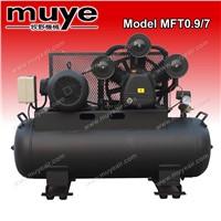 10 HP piston air compressor  MODEL MFT0.9/7