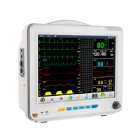 12 Inch Separated Parameters Board Portable Patient Monitor
