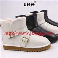 C041 Men's Sheepskin snow boots