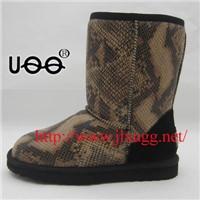 5825 Sheepskin wool-one snow boots