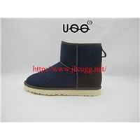 5854 Men's Sheepskin snow boots