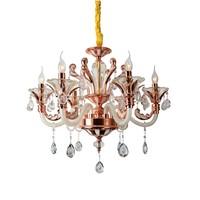 Foshan Supplier modern bronze crystal chandelier at low prices