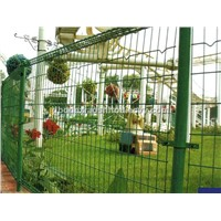 double lap fence/ welded wire fence/ separation