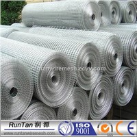 factory welded wire mesh panels/galvanized welded wire mesh
