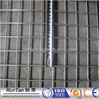Galvanized welded wire mesh sheet/galvanized welded wire mesh panel/welded wire mesh