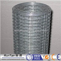Galvanized welded wire mesh sheet/galvanized welded wire mesh panel/welded wire mesh(manufacturer)