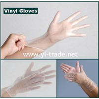 DISPOSABLE Vinyl GLOVES (CE ISO)
