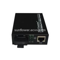 1000 Base Fiber Media Converter