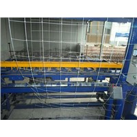 Minimum mesh size 5cm field fence Weaving machine for grassland fence production