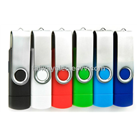 OTG USB Flash Drive, Suitable for 3G Smartphones, An External Hard Drive of the Phone