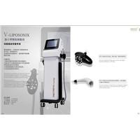 RF Ultrasound Vacuum cavitation body slimming machines