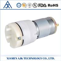 Low Pressure Diaphragm Structure Oil Free Air Suction Vacuum Pump