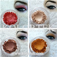 Eyeshadow Pigments Cosmetic Mineral Pigments