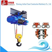 Crane Hoist, Construction Hoist, CD1 Model 1T Electric Wire Rope Hoist